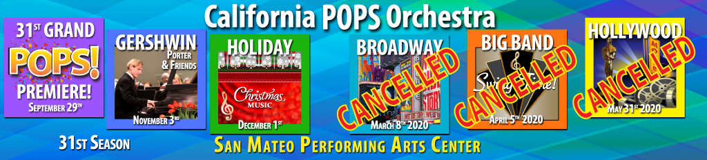 California Pops 31st Season!