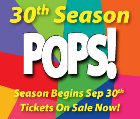 California Pops 30th Season!