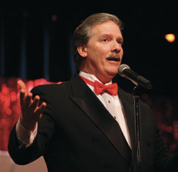 Maestro Kim Venaas, Conductor of the California Pops Orchestra